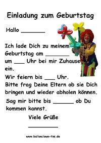 Clown Nürnberg, Fürth, Erlangen-Spass und Geschenke